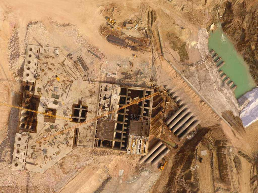 پروژه آب آسیا