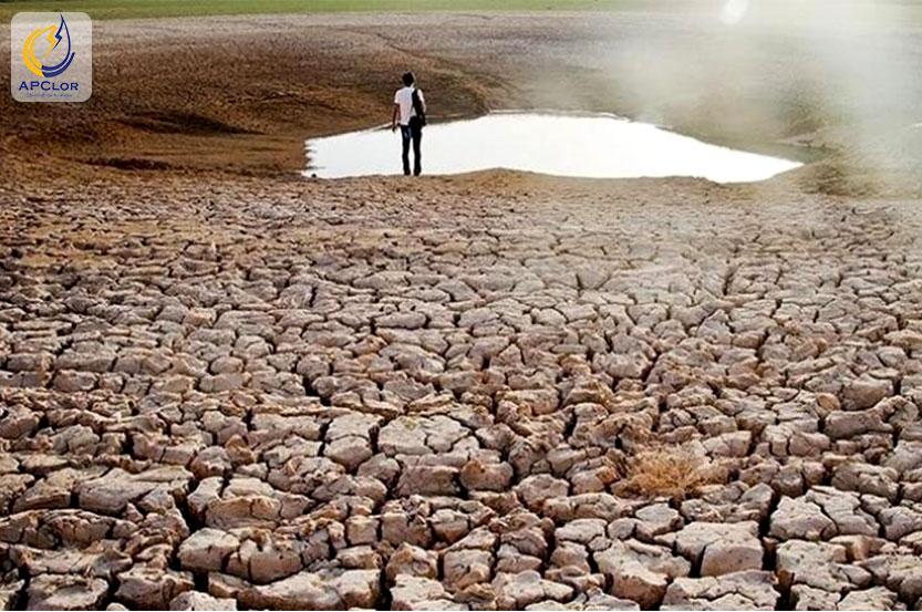 کاهش ذخایر آب زیرزمینی